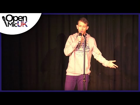 FEELING GOOD – MICHAEL BUBLÉ performed by JORDAN at Open Mic UK music competition