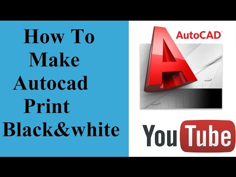 how-to-make-autocad-print-black-and-white