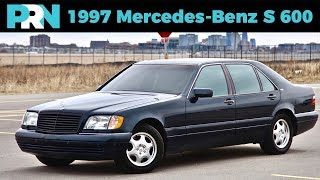 Straight-Piped V12 Glory | 1997 Mercedes-Benz S 600 | TestDrive Spotlight