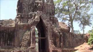 Angkor Wat -  The capital of the Khmer Empire, Cambodia