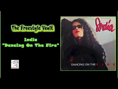 "India ""Dancing On The Fire"" Freestyle Music"