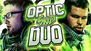 THE OPTIC SND DUO STRIKES AGAIN!! (COD: BO4)