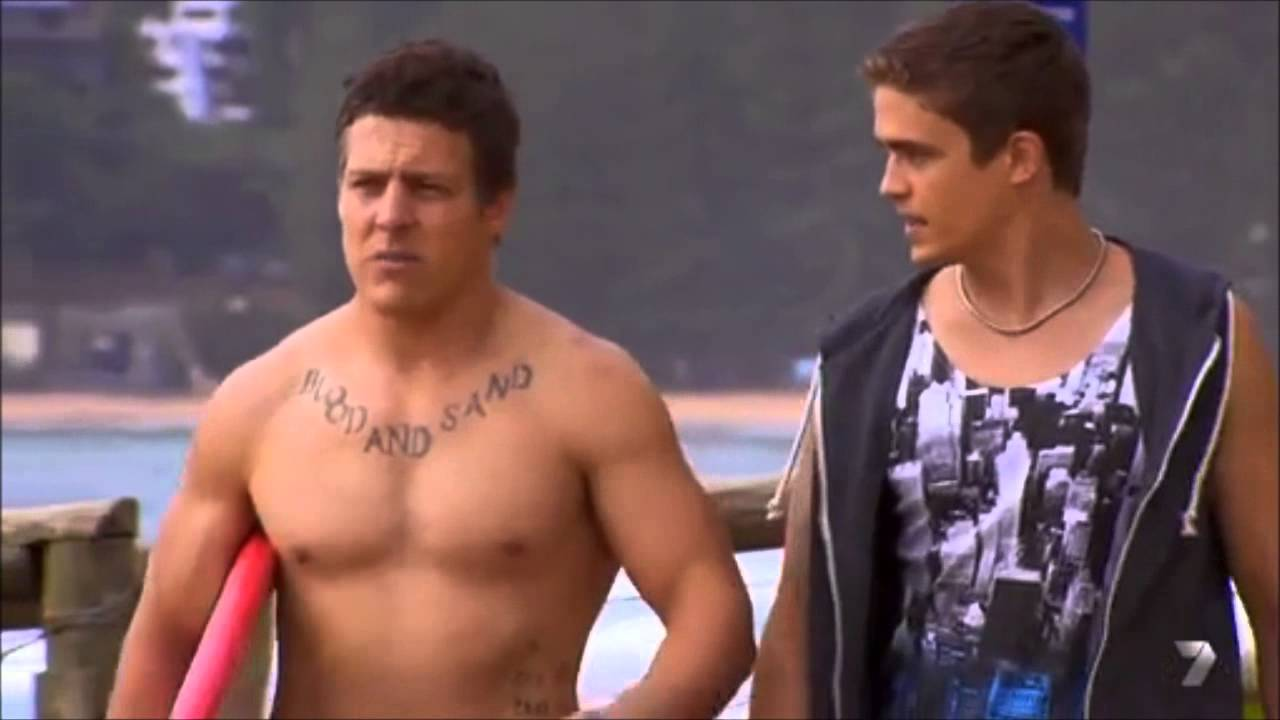 Brax And Kyle Home Away 30th July 2014