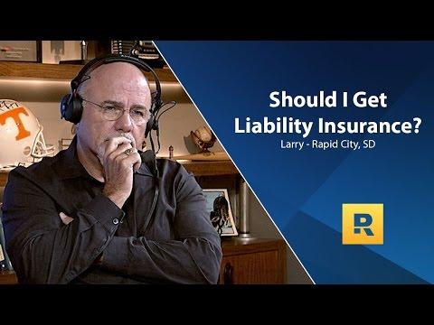 Should I Get Liability Insurance?