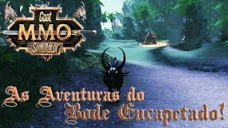 Goat Simulator MMO - As Aventuras do Bode Encapetado!