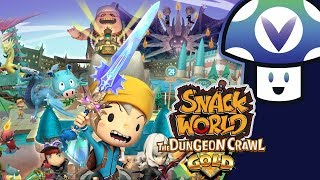 [Vinesauce] Vinny - Snack World: The Dungeon Crawl — Gold