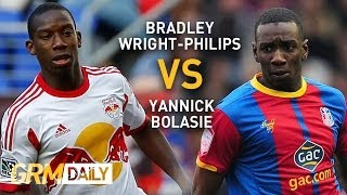 Crystal palace's yannick bolasie replys to bradley wright-philips [grm exclusive]