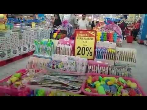 Program Back To School Chandra Superstore Bertabur Diskon Youtube