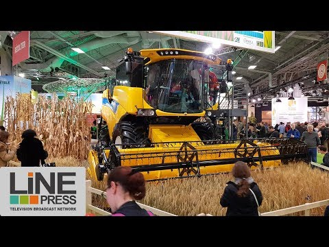 Patchwork d'images Salon de l'Agriculture 2018 (image banking) / Paris - France 02 mars 2018