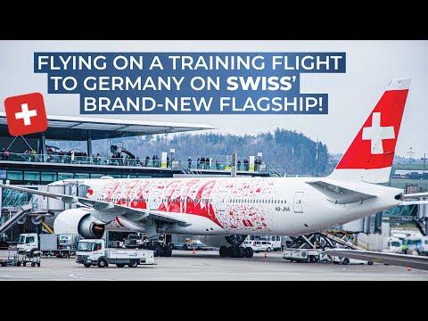 TRIPREPORT | Swiss (Economy Class) | Hannover - Zurich | Boeing 777-300ER