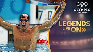How Pieter van den Hoogenband cemented his Swimming Legacy | Legends Live On