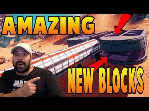 New Update Amazing New Custom Blocks | Osiris New Dawn Architect Update Let's Play Gameplay PC | E4