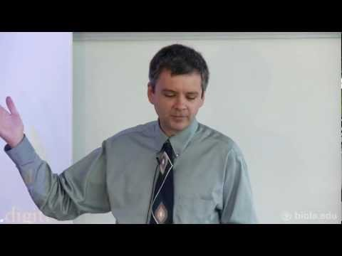 Matthew Weathers: Living in a Visually-Oriented Culture - Biola Digital Ministry Conference 2012