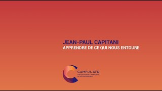 Des nouvelles de Demain : Jean-Paul Capitani
