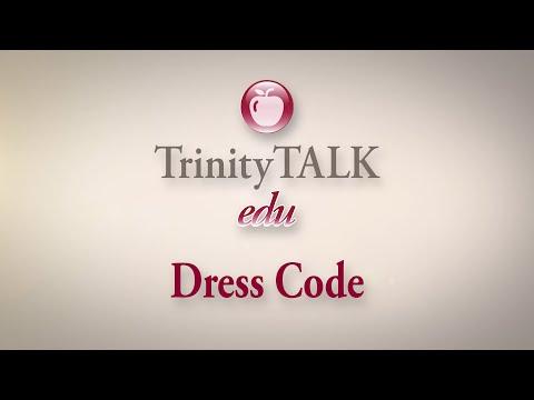 Dress Code at Trinity Mother Frances Hospitals and Clinics