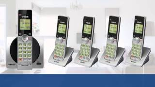 CS6919 Series Cordless Phone with Caller ID/Call Waiting