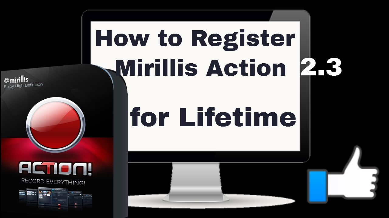 mirillis action free keys