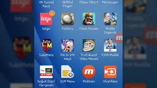 Telefondan Oynadığım oyunlar #1