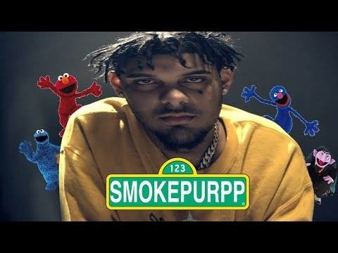 Sesame Street Sing 123  SmokePurpp