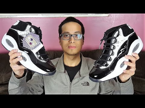 innovative design ec4f3 fa2c0 Footlocker Steals Pick-Up + Only 600 Pairs Released! Bait x Reebok Question  Mid Snake 2.0 Review!