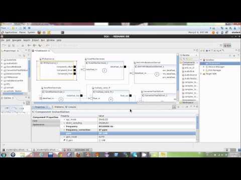 Build an FM receiver using REDHAWK IDE Sandbox