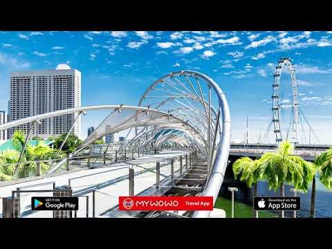 Marina Bay – Helix Esplanade – Singapore – Audio guide – MyWoWo Travel App