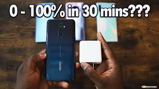 Oppo Reno Ace is the Fastest Charging Phone!!!