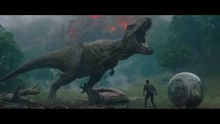 Jurassic World Fallen Kingdom - Trailer Full HD - Chris Pratt - Bryce Dallas Howard.