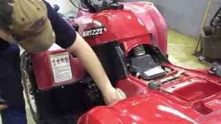 How-To Restore Your Used ATV