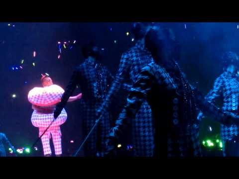 Jordan Chan 20131109 concert solo