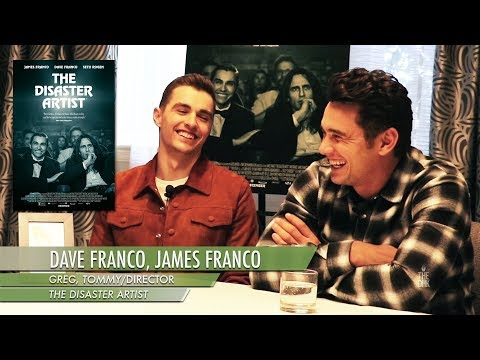'The Disaster Artist' Interview | James Franco and Dave Franco
