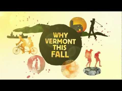 Why Vermont this fall?