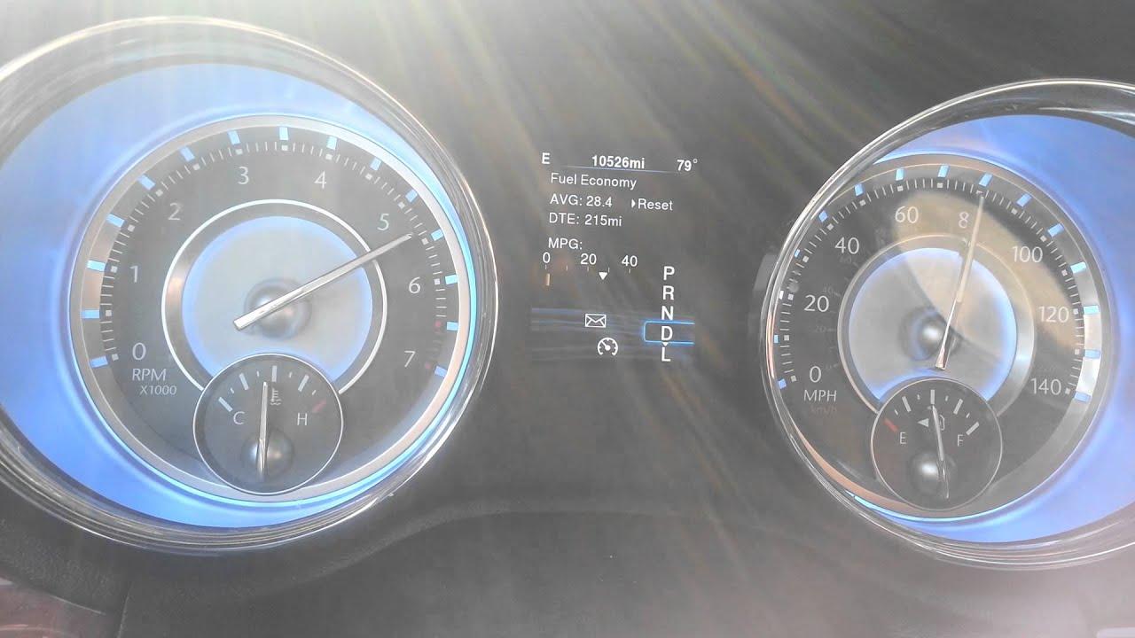 2014 Chrysler 300 36L 060 0120  YouTube