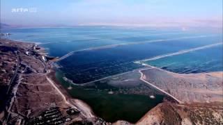 Konfliktherd Totes Meer - Trockengelegt - In 30 Jahren nur noch ein Teich - Teil 3