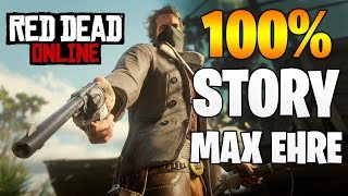 Red Dead 2 Online: So erreichst du 100% Story Fortschritt - Ehre MAXIMAL Positiv & Negativ Steigern