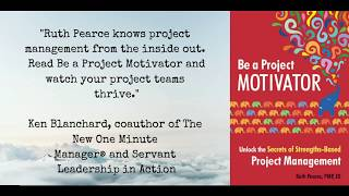 meets Ruth Pearce, The Project Motivator