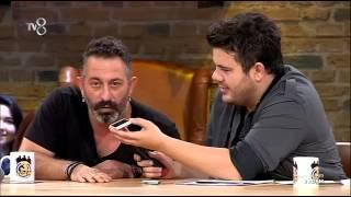 3 adam Cem Yılmaz Telefon Görüşmesi