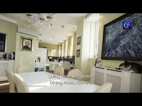 (HD video) - Luxury PENTHOUSE for sale in New Belgrade