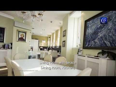 (HD video) - Luxury PENTHOUSE for sale in New Belgrade