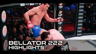 Bellator 222 Fight Highlights: Lyoto Machida KO sends Chael Sonnen into retirement