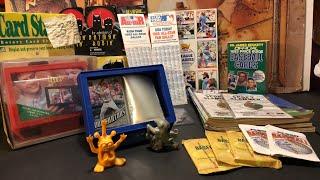 Retro Baseball Merch, Toys & More - Weekend Recap