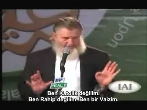 Eski Hristiyan Vaiz Yusuf Estes'in Müslüman Oluşu 2