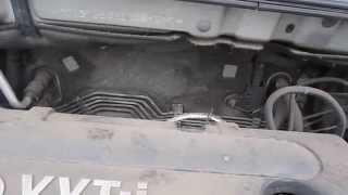 Toyota Corolla появился посторонний звук под капотом