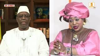 Suppression de la ville : Macky SALL bane problème ak wa #Dakar...Ndeye Selbe Diouf