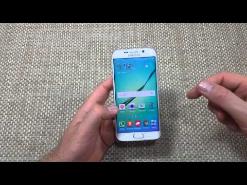 Samsung Galaxy S6 Edge How to turn off or Disable Flipboard Briefing app screen