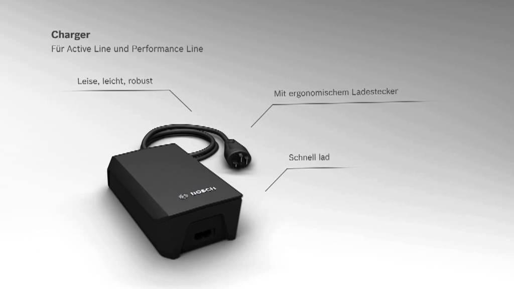 charger ebike ladeger t f r bosch active line und. Black Bedroom Furniture Sets. Home Design Ideas
