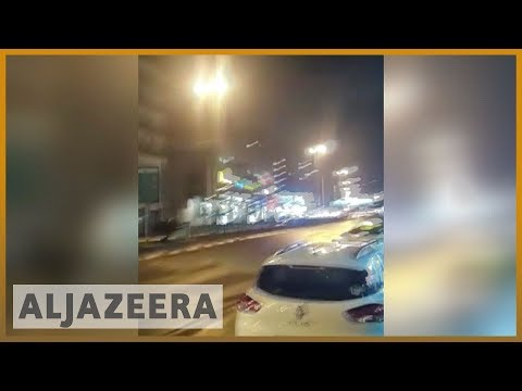 🇮🇱 Israel launches Gaza air attacks after rockets fired at Tel Aviv | Al Jazeera English