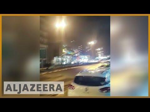 🇮🇱 Israel Launches Gaza Air Attacks After Rockets Fired At Tel Aviv | Al Jazeera English