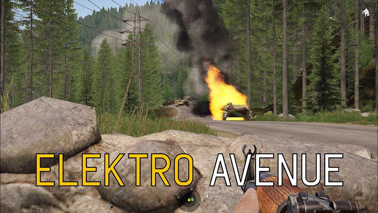 Elektro Avenue - ShackTac