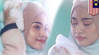 Iklan lucu hijab shampoo dari Malaysia, jadi viral Mp3